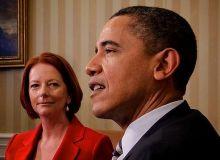 Julia Gillard si Barack Obama/smh.com_.au.jpg
