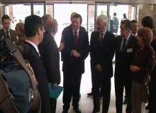 La reuniunea de la Bucuresti participa si Jose Manuel Barroso/rtv.net.jpg