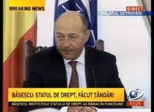 Traian Basescu/captura video.JPG