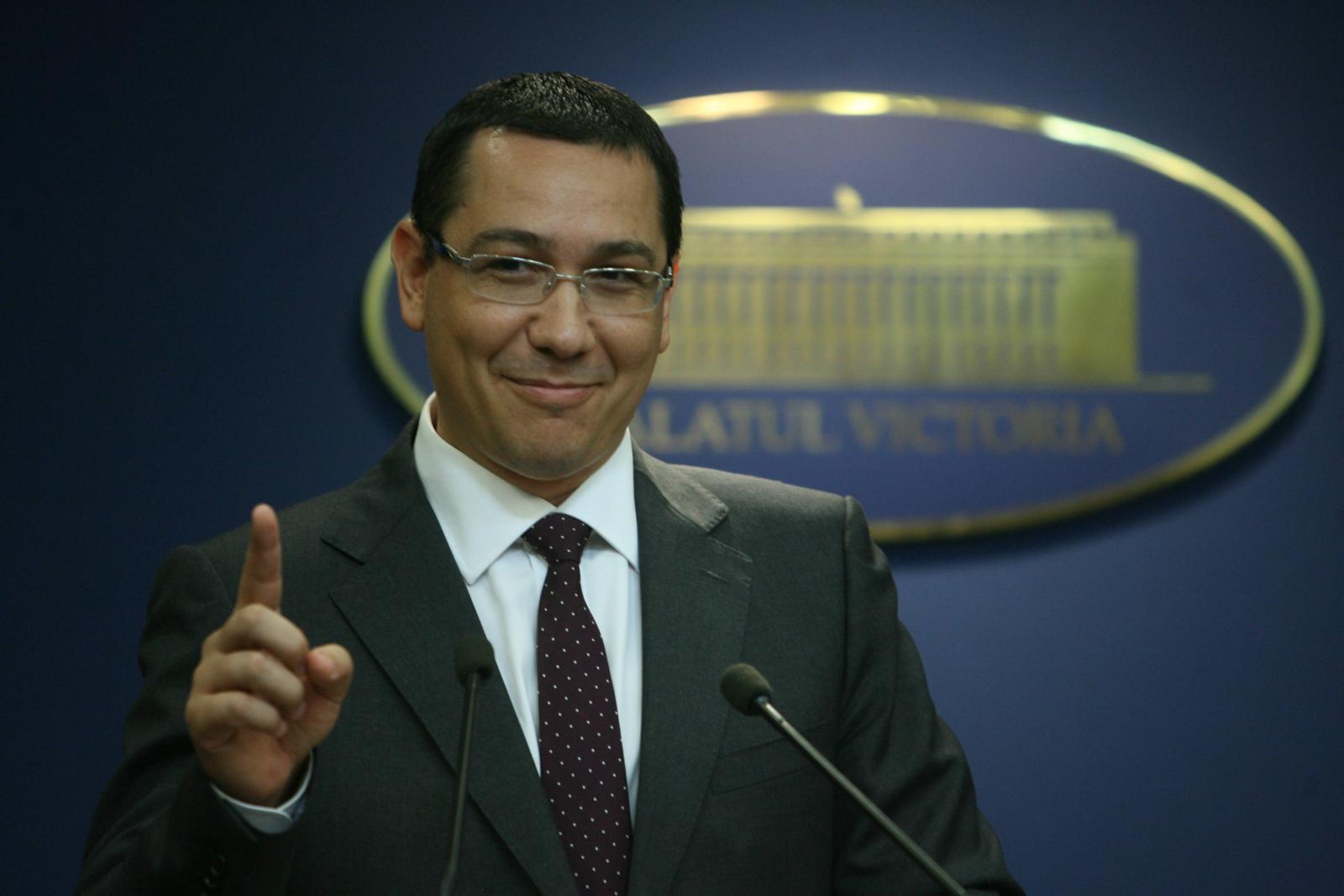 Decizie BOMBĂ în dosarul lui Ponta. Ce au hotărât procurorii