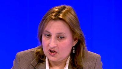 Mihaela Iorga: Există o tensiune de mai mult timp între mine și Kovesi