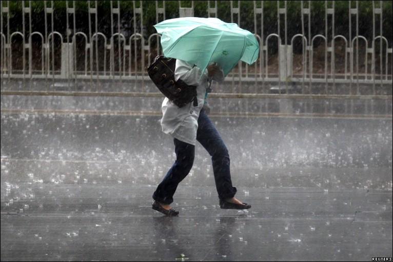 Cod galben de ploi însemnate cantitativ în 19 județe și București, luni și marți