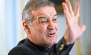 Gigi Becali, AUDIAT la poliţie. Imagini INEDITE cu afaceristul şi anchetatorii săi