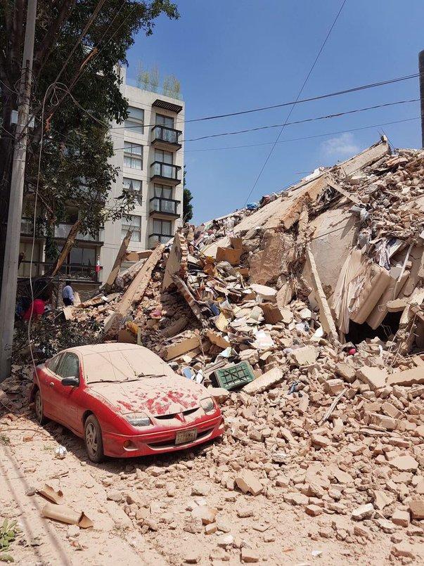 Cutremur de 7,1 în Mexic, soldat cu cel puțin 224 de morți. Vezi FOTO