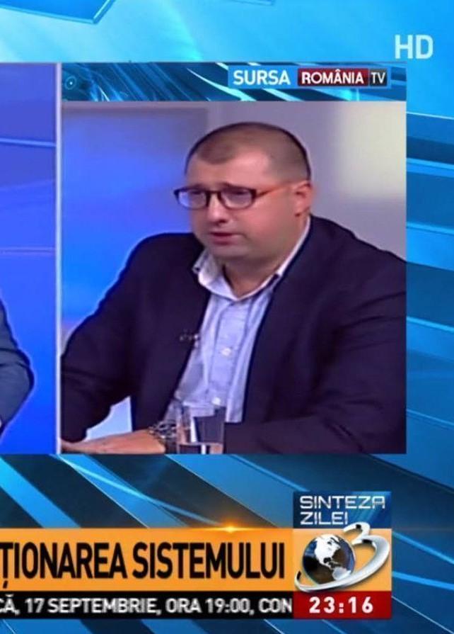 Daniel Dragomir confirma: `Revolutia presei`, organizata de SRI pentru indepartarea `elefantilor`