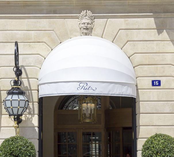 Jaf de milioane de euro, la Ritz, în Paris