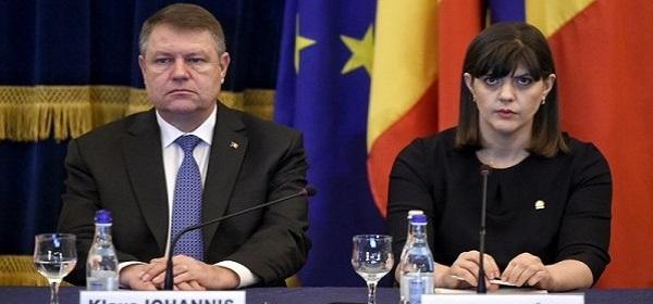 Lumea Justiției va face plângere la CNCD împotriva Laurei Kovesi și a lui Klaus Iohannis