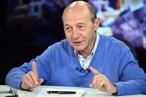 Traian Băsescu: Procurorii DNA au prezentat falsificări de stenograme