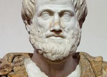 Aristotel, unul dintre parintii zoologiei/Wikipedia