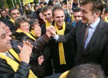 Crin Antonescu in campanie/pnl.ro