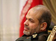 Iranian Defense Minister Ahmad Vahidi Foto: presstv.ir
