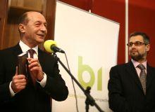 Traian Basescu si Radu Moraru / mediafaxfoto.ro
