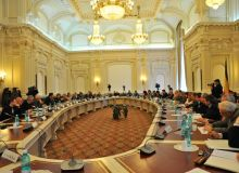 Comisia Senatului. foto - senat.ro