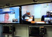 Prin telemedicina, medicii pot primi suport de la un centru prin comunicare audio-video/Mediafax