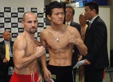 Silviu Olteanu vs. Daiki Kameda / fightnews.com