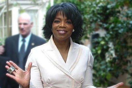 Oprah Winfrey/Wikipedia