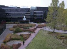 Centrul de productie Nokia in Finlanda/compania