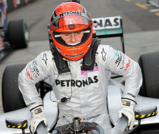 Michael Schumacher / pilt.delfi.ee