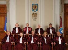 Plenul Curtii Constitutionale/ccr.ro