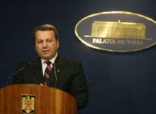 Ministrul de Finante, Gheorghe Ialomitianu/gov.ro