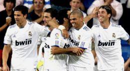 jucatori Real Madrid