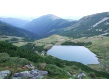 Lacul Lala Mare din Parcul National Retezat/Wikipedia