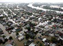 Inundatiile masive din Pakistan au afectat 13 milioane de oameni. / rightnreal.info