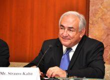 Dominique Strauss-Kahn / FMI