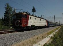 Barbatul nu a vazut trenul si a fost tarat cativa metri/cfrcalatori.ro