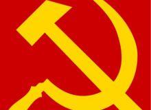 Secera si ciocanul, simboluri ale comunismului / wikipedia.org