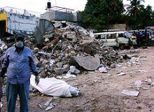 Cel mai devastator eveniment din 2010 a fost de departe cutremurul care a lovit Haiti in luna ianuarie/flickr.