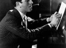 Compozitorul George Gershwin