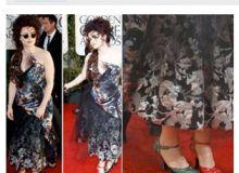 Helena Bonham Carter/captura okmagazine.com