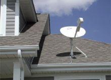 Internetul prin satelit, singura solutie pentru zonele izolate.