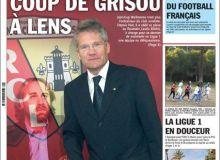Boloni in L'Equipe / kiosko.net