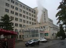 Barbatul s-a aruncat de la etajul 4 al spitalului/bzi.ro
