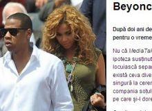 Beyonce Jay Z/captura okmagazine.ro