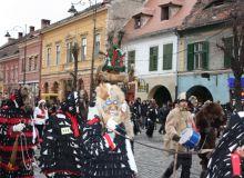 Parada lolelor de la Agnita/viajoa.ro