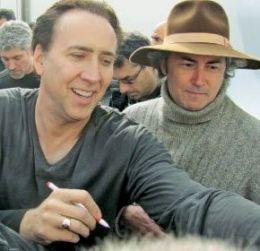 Bennet Walsh si Nicolas Cage la Sibiu