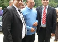Bercea Mondial si Traian Basescu