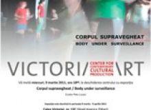 """""""Victoria Art Center for Contemporary Cultural Production"""", pe Calea Victoriei din Bucuresti"""