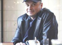 Scriitorul timisorean Catalin Dorian Florescu/Der Standard