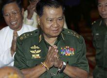 Gen Than Shwe/sanooaung.wordpress.com