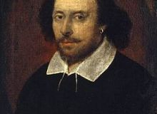 William Shakespeare/Wikipedia