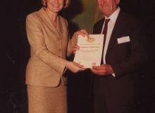 Mihai Maghiaru, presedintele ARA, premiat