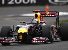 Monopostul condus de Sebastian Vettel/antena3.rog