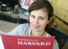 Miruna Oprescu, acceptata la 12 universitati de prestigiu