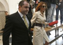 Mihaela si Elan, la divort, in octombrie 2008.jpg/mediafax.ro
