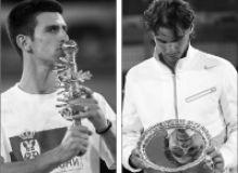 Nadal vs. Djokovic/chinadaily.com.cn