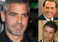 Clooney, Berlusconi si Ronaldo/bh-news.com.jpg